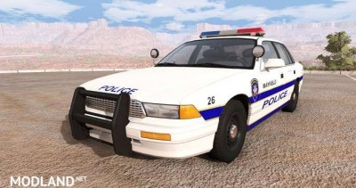 Gavril Grand Marshall Mayfield Police v 2.0, 1 photo
